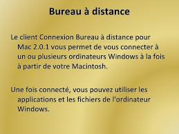 bureau a distance activer connexion bureau à distance windows 7 49 images