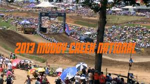 2013 ama motocross schedule 2013 muddy creek ama outdoor motocross national from the fence