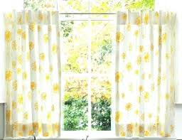 kitchen curtains yellow yellow and white kitchen curtains kitchen curtains yellow drapes