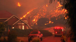 Wildfire Areas by California Wildfires Prevention Safety Tips Nbc Bay Area