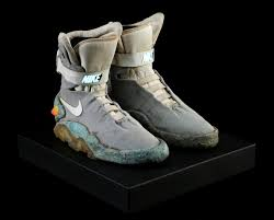 light up high tops nike back to the future and james bond props star in london movie