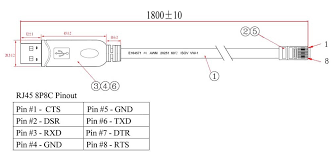 wiring diagram rj45 to db9 wiring diagram