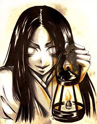 Traditional Halloween Monsters Ghost By Tanashi Deviantart Com On Deviantart Fictional