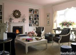 Soft Pink  Living Room Paint Colors Living Room - Paint color living room