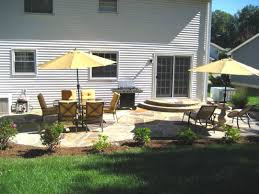 simple design of the easy landscaping ideas front yard that can