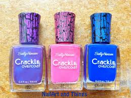 nailart and things crackle nail polish in or out