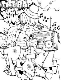 graffiti color pages graffiti coloring pages stars coloringstar
