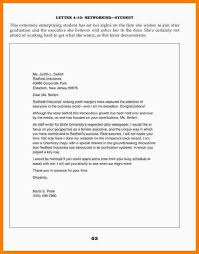 letter of introduction for job sample of job application letter