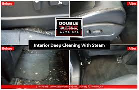 Deep Interior Car Cleaning Bbb Business Profile Doubletake Auto Spa