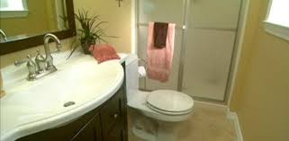 remodeled bathroom ideas how to remodel a small bathroom on a budget today s homeowner
