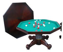 berner billiards 3 in 1 table octagon 54