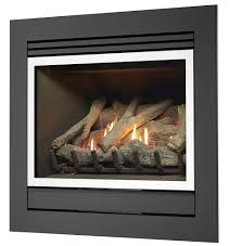 matrix gas log fires illusion fireplaces australia