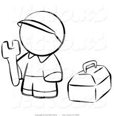 construction tools coloring pages clipart panda free clipart