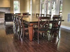 Dining Tables For 12 12 Seat Dining Room Table We Wanted To Keep The Additions As