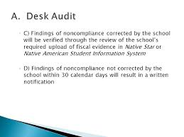 Desk Audit Definition Fiscal Management Special Education Funds Sy Fiscal Risk Level