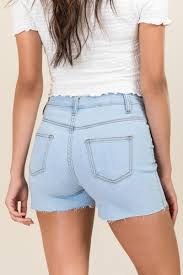 American Flag Jeans Lite Harper American Flag Jean Shorts Francesca U0027s