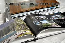 scrapbook albums scanning solutions for 12x12 scrapbook albums save your photos
