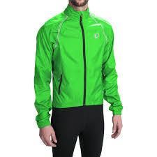 bicycle windbreaker jacket pearl izumi elite barrier cycling jacket for men save 52