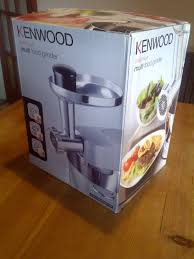 cuisine kenwood cooking chef my kenwood chef multi food grinder attachment aka mincer cooking