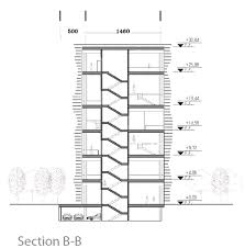 Floor Plans For Commercial Buildings by Gallery Of Commercial Complex For Building Industry Proposal
