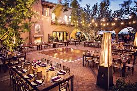 peoria wedding venues our courtyard at is magical photo by lindenleaf photography