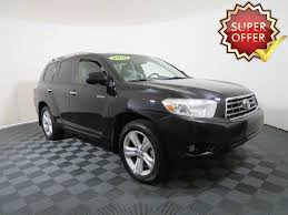 best toyota dealership 50 best used toyota highlander for sale savings from 3 619