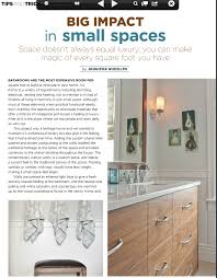 vancouver home decor the design mill bathroom reno featured in vancouver home decor