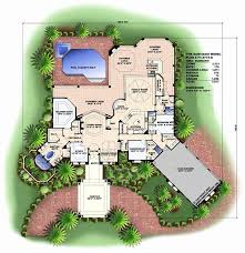 florida house plans with pool florida house plans unique florida style house plans house floor