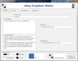 28 auction template generator free ebay templates amp auction