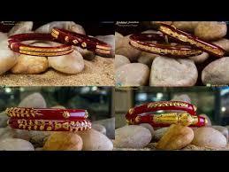 shakha pola bangles kolkata design gold bangles gold shakha pola design