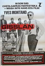 etat de siege etat de siege poster 1973 yves montand director costa gavras original