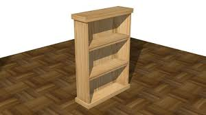 Bookcase Shelf Support How To Build Wooden Bookshelves 7 Steps With Pictures Wikihow