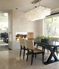 3 sided fireplace design ideas double pics two pictures gas dining