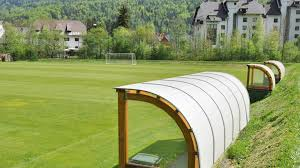 Football Field In Backyard Free Images Grass Lawn Green Backyard Tent Playground