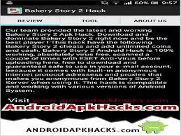 bakery story hack apk bakery story 2 hack android apk mod tune pk