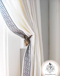 greek key home decor stylish greek key pattern curtains ideas with diy greek key