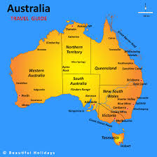 map of austarlia image from http www beautifulholidays au travel guide