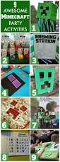 61 best kids parties images on pinterest minecraft birthday cake