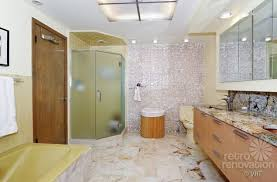 mid century modern bathroom remodel interior design