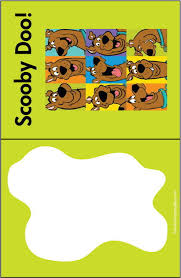 15 images scooby doo free printable cards free printable