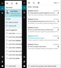 Windows Search Box - microsoft adds intelligent search experience to windows 10 taskbar