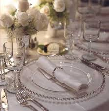 wedding plate settings tips for a proper table setting proper table setting organza