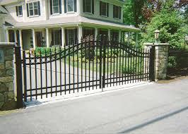 aluminum wood vinyl fencing newbury ma gate fence arbor