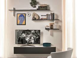 with best tv wall mount shelf net for gallery shelving units