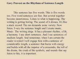 writing complex sentences instead of only writing simple sentences