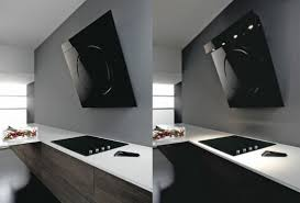 a stylish cooker hood from elica om freshome com