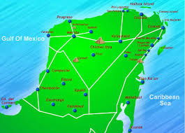tulum map about tulum