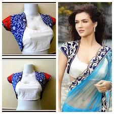 style blouse jacket style blouse marking cutting sewing blouse