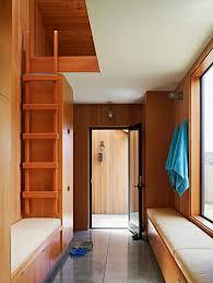 attic storage look san francisco contemporary entry decoration