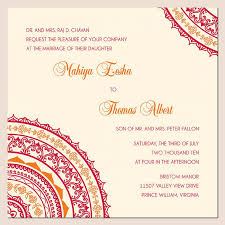 hindu wedding invitations templates indian wedding invitation templates sunshinebizsolutions